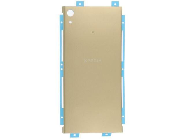 Capac baterie Sony G3112, G3116, Xperia XA1 Dual galben - auriu original