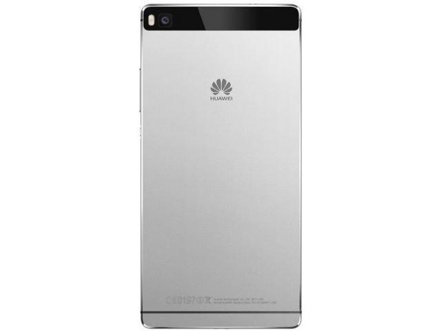 Capac spate Huawei P8 max argintiu original