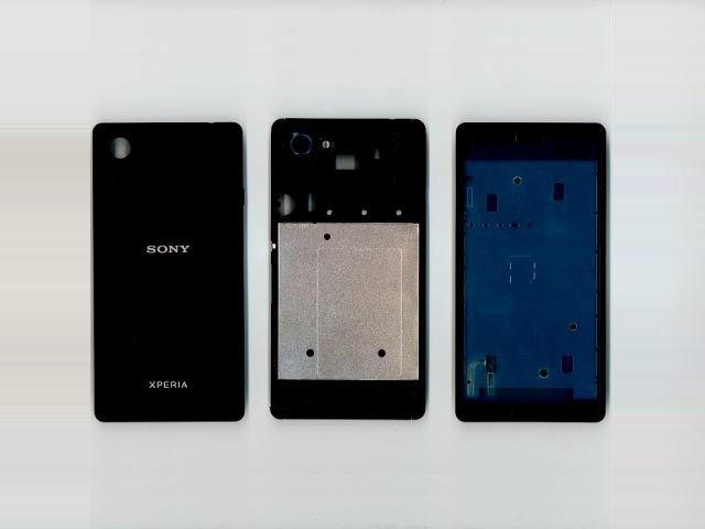 Carcasa Sony D2202, D2203, D2206, D2243, Xperia E3 3 piese originala