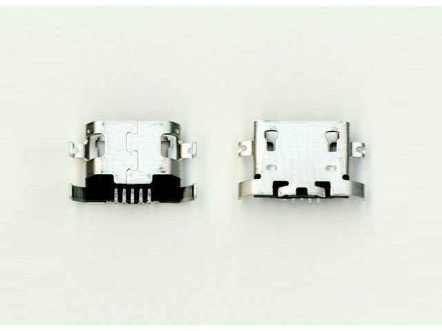 conector alimentare si date allview p6 plus original