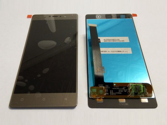 display cu touchscreen allview x3 soul style mocha gold original