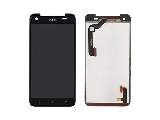 Display cu touchscreen HTC Butterfly, Deluxe, Droid DNA, X920e original