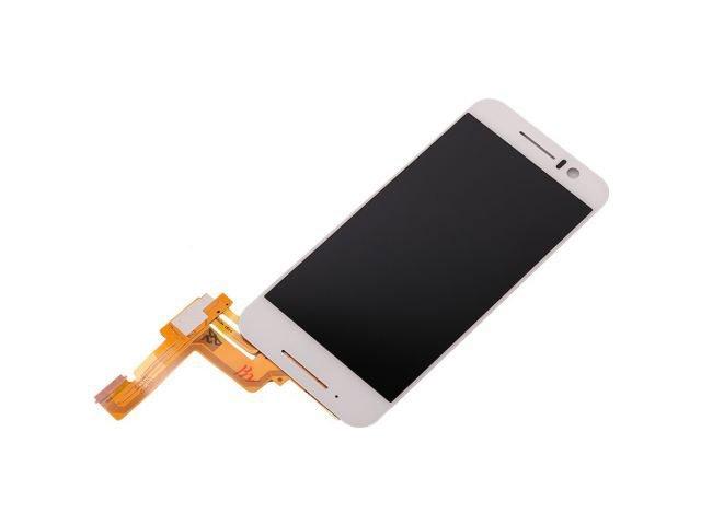 Display cu touchscreen HTC One S9, S9u alb original