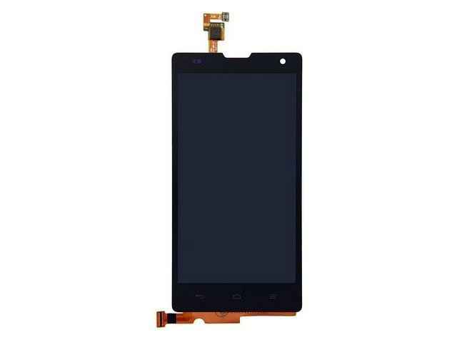 Display cu touchscreen Huawei Ascend G740, Orange Yumo original
