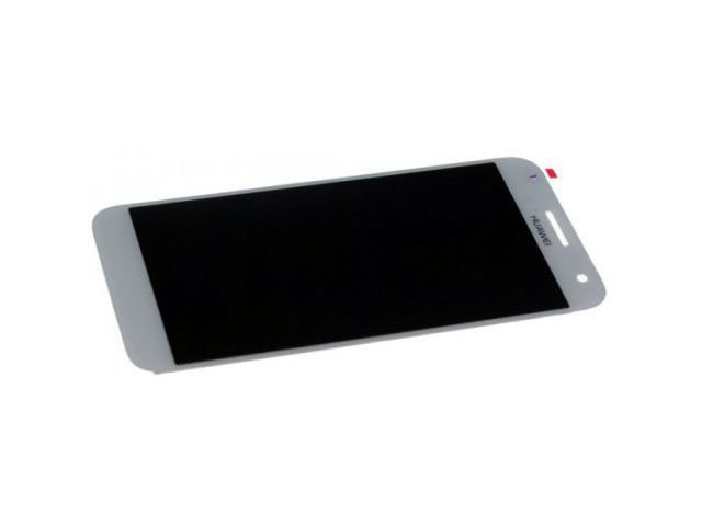 display cu touchscreen huawei ascend g7 alb original