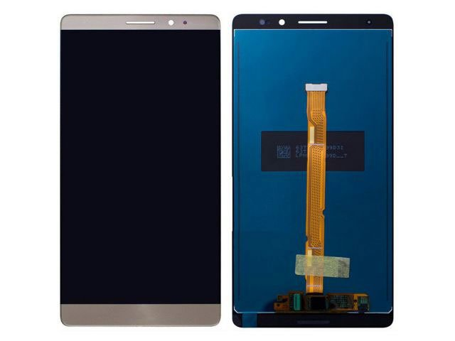 display cu touchscreen huawei ascend mate 8 gri si alb original