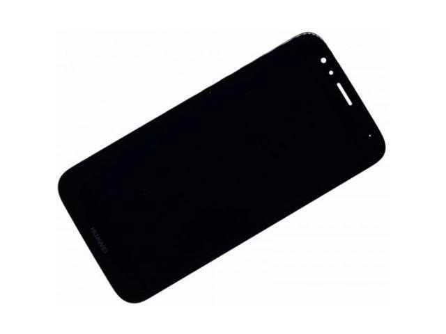 Display cu touchscreen Huawei G8, GX8 original negru