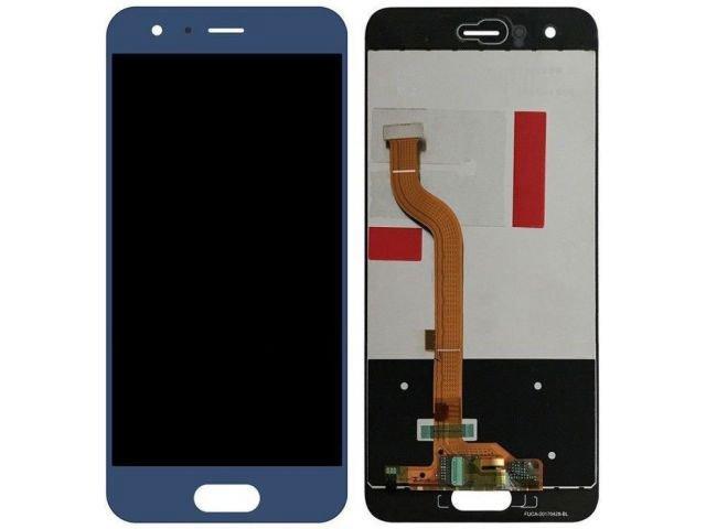 display cu touchscreen huawei honor 9 stf-l09 albastru original