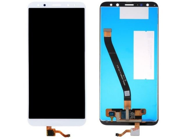 Display cu touchscreen Huawei Mate 10 Lite, RNE-L01, RNE-L21, RNE-L23, G10 alb original