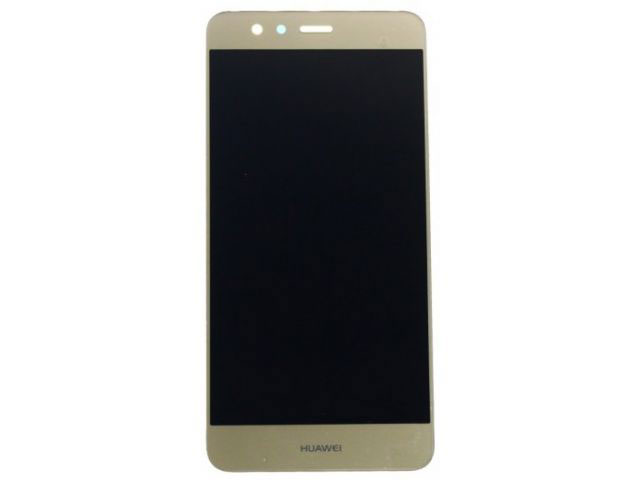 Display cu touchscreen Huawei P10 Lite WAS-LX1, LX1A auriu original