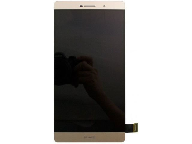 display cu touchscreen huawei p8 max auriu original