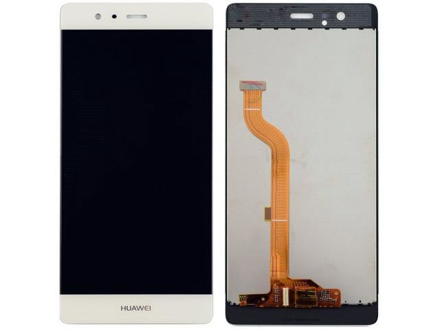 display cu touchscreen huawei p9 alb original