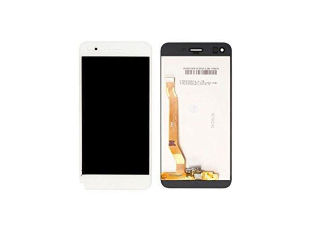 Display cu touchscreen Huawei P9 lite mini, Y6 Pro 2017 alb original