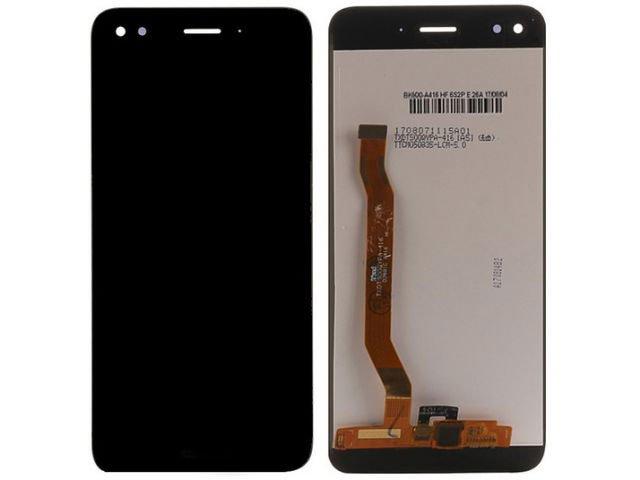 Display cu touchscreen Huawei P9 lite mini, Y6 Pro 2017 negru original