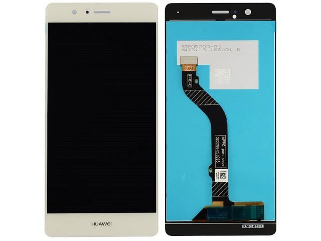 Display cu touchscreen Huawei P9 Lite (VNS-L21), G9 Lite alb original