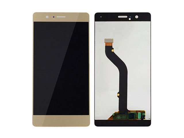 Display cu touchscreen Huawei P9 Lite (VNS-L21), G9 Lite auriu original