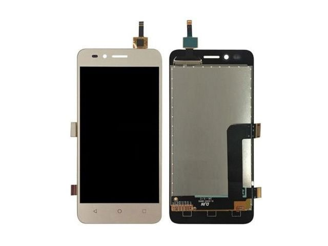 display cu touchscreen huawei y3 ii honor bee 2 lua-u22 versiunea cu 4g auriu original
