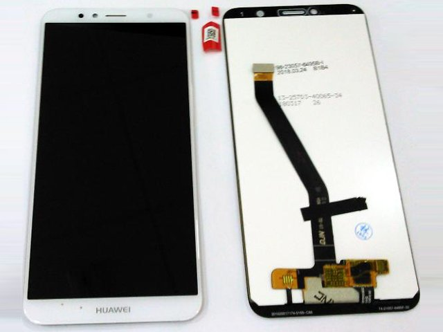 display cu touchscreen huawei y6 2018 atu-lx3 atu-l11 atu-l21 atu-l22 alb original