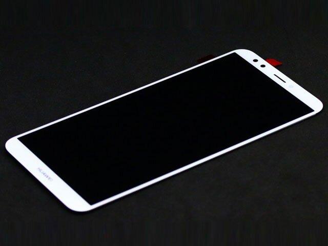 Display cu touchscreen Huawei Y7 Prime 2018, LDN-LX1, LDN-LX2, LDN-L21, LDN-L22 alb ORIGINAL