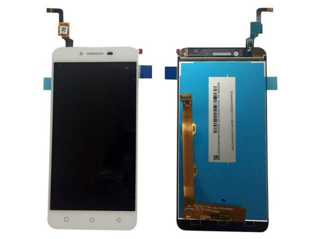 Display cu touchscreen Lenovo Vibe K5, A6020a40 alb original