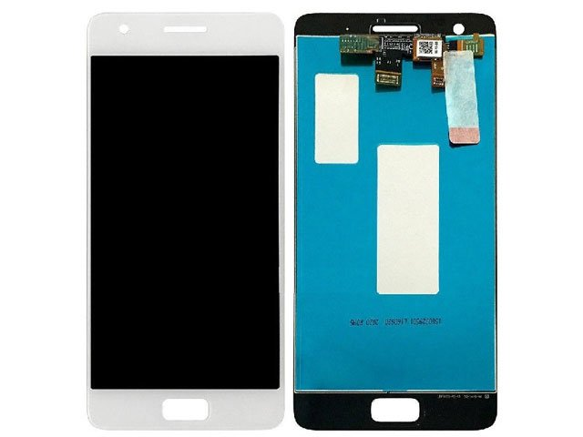 Display cu touchscreen Lenovo ZUK Z2 alb ORIGINAL