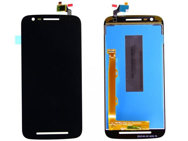 Display cu touchscreen Motorola Moto E3, Moto E3 Power ORIGINAL