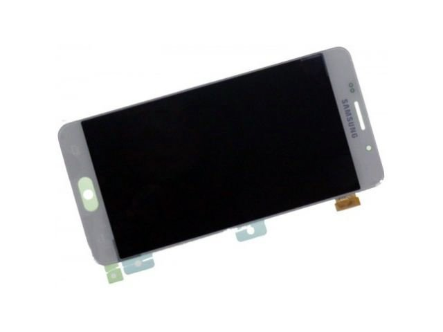 Display cu touchscreen Samsung SM-A510F, Galaxy A5 2016 alb original