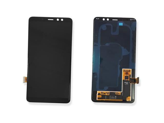 Display cu touchscreen Samsung SM-A730F Galaxy A8+ 2018 original