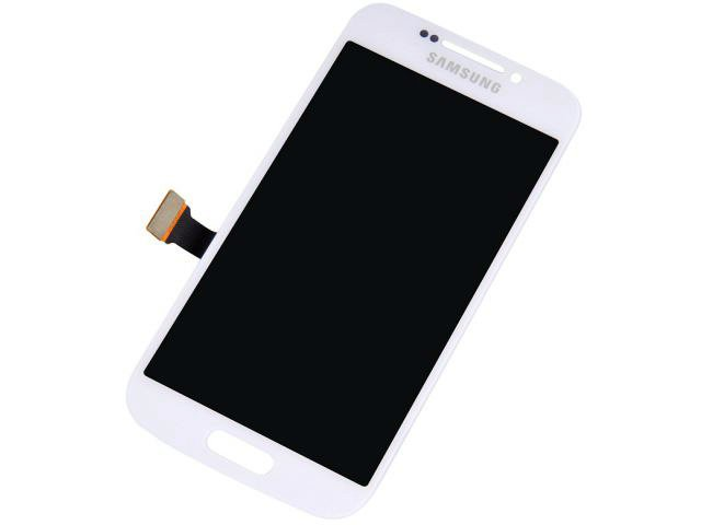 Display cu touchscreen Samsung SM-C1010, SM-C101, Galaxy S4 zoom alb original