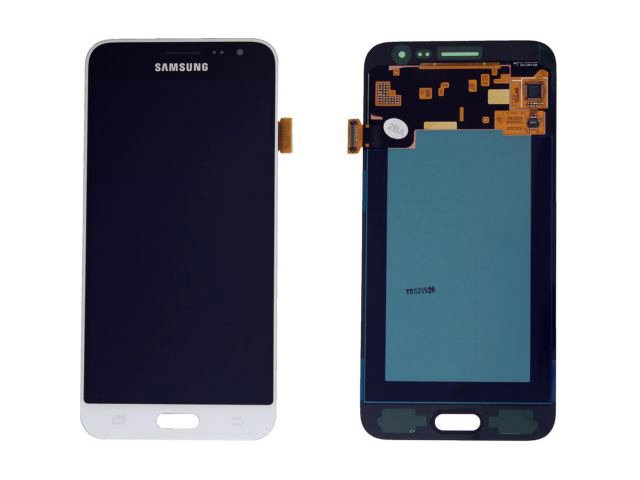Display cu touchscreen Samsung SM-J320F Galaxy J3 2016 alb original