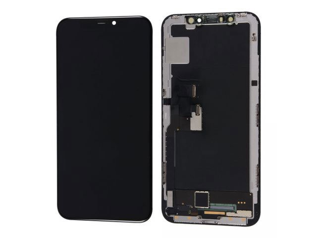 display cu touchscreen si rama apple iphone x 10 original