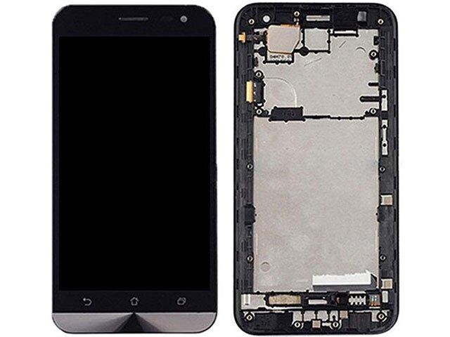 Display cu touchscreen si rama Asus Zenfone 2 Laser ZE500KL ORIGINAL