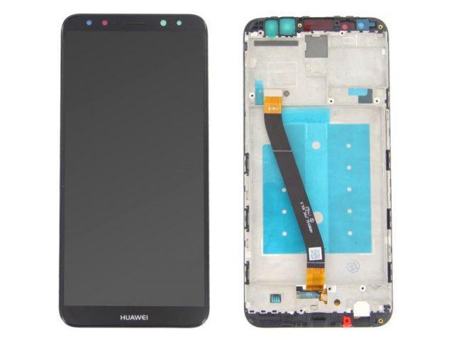 Display cu touchscreen si rama Huawei Mate 10 Lite, RNE-L01, RNE-L21, RNE-L23, G10 original