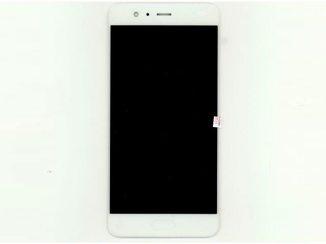 Display cu touchscreen si rama Huawei P10 Plus, VKY-L09, VKY-L29 alb original