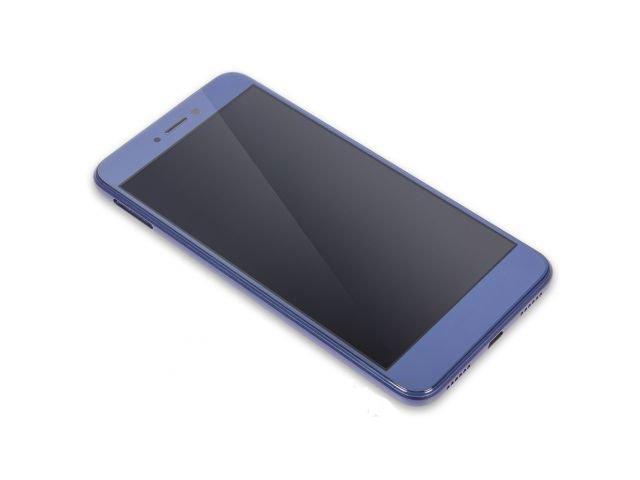 Display cu touchscreen si rama Huawei P8 lite 2017, P9 Lite 2017, Honor 8 Lite, Nova Lite, GR3 2017 albastru original