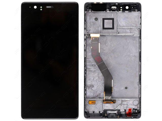 Display cu touchscreen si rama Huawei VIE-L09, VIE-L29, P9 Plus ORIGINAL