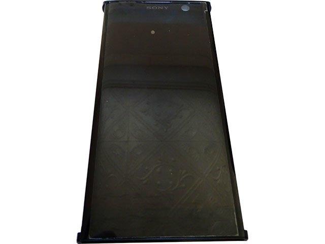 display cu touchscreen si rama sony h3113 xperia xa2  h4113 xperia xa2 dual original
