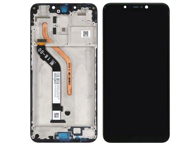 Display cu touchscreen si rama Xiaomi Pocophone F1 ORIGINAL