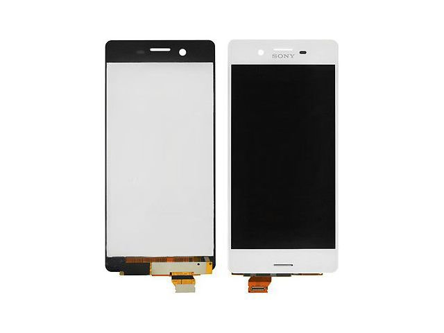 Display cu touchscreen Sony F5121 Xperia X, F5122 Xperia X Dual alb original