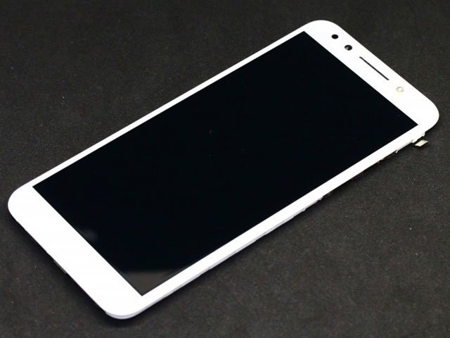 Display cu touchscreen Vodafone Smart N9 Lite, VFD620 alb ORIGINAL