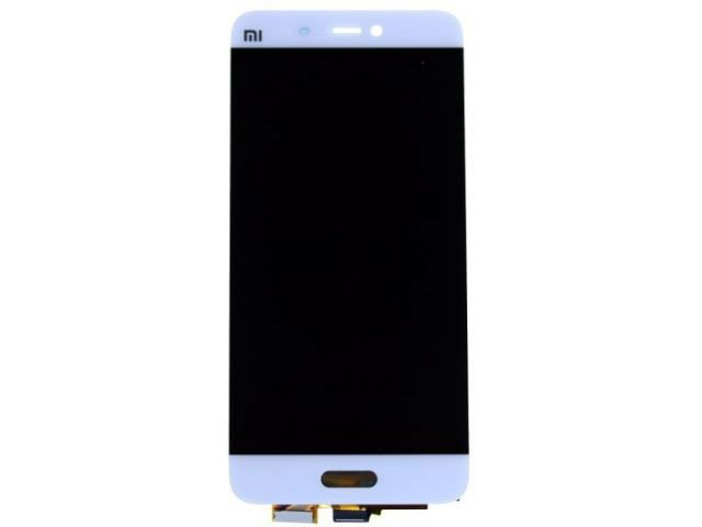 Display cu touchscreen Xiaomi Mi 5 alb original