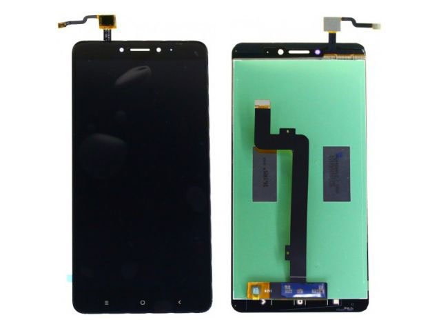 Display cu touchscreen Xiaomi Mi Max 2 negru original