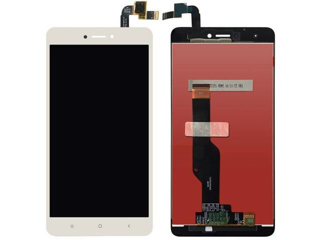 Display cu touchscreen Xiaomi Redmi Note 4X alb original