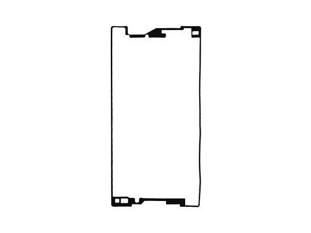 dublu adeziv pentru inlocuire display si touchscreen sony e5803 e5823 xperia z5 compact