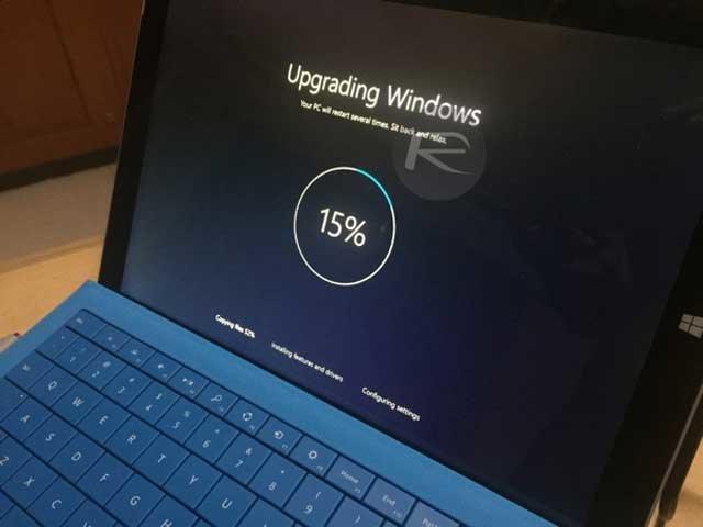 Devirusare, instalare windows
