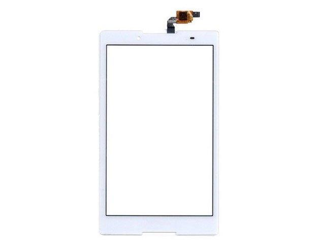 Geam cu touchscreen Lenovo Tab3 8, Tab3-850, Tab3-850F, Tab3-850M alb ORIGINAL