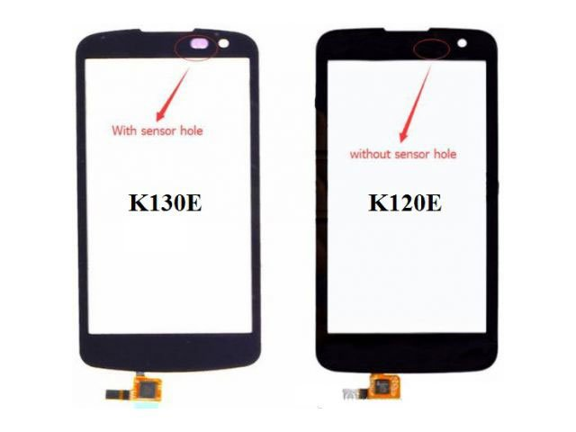 touchscreen lg k120e k4 original
