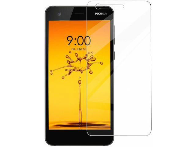Geam protectie 0.18 mm touchscreen Nokia 3.1, TA-1049, TA-1057, TA-1063, TA-1070, TA-1074 transparent bulk