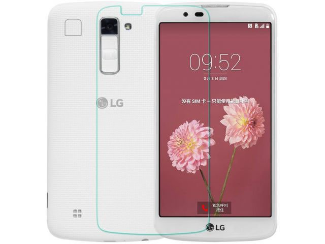 Geam protectie 0.26 mm touchscreen LG K420N, K10 transparent bulk