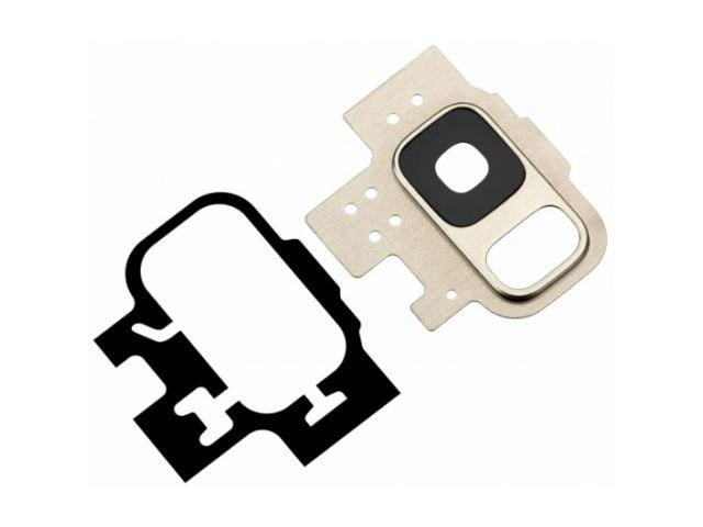 Kit inlocuire geam camera Samsung SM-G960F Galaxy S9 auriu original